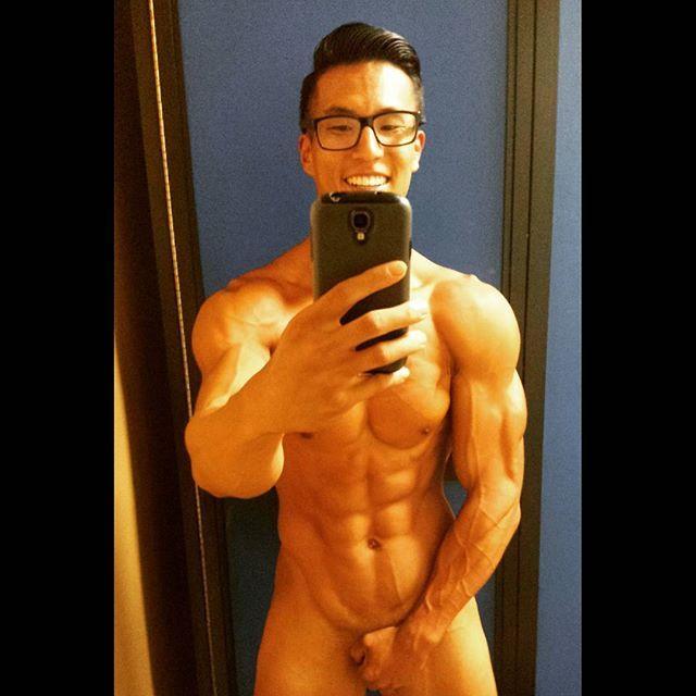 Feine asiatische Männer