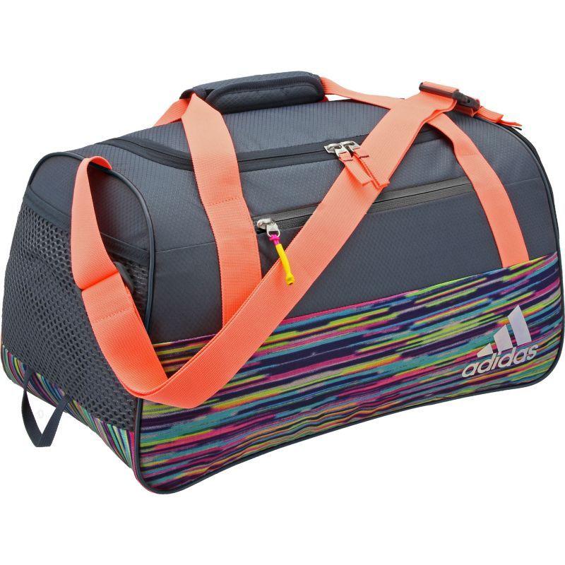 Adidas Women S Squad Iii Duffle Bag In 2020 Adidas Duffle Bag