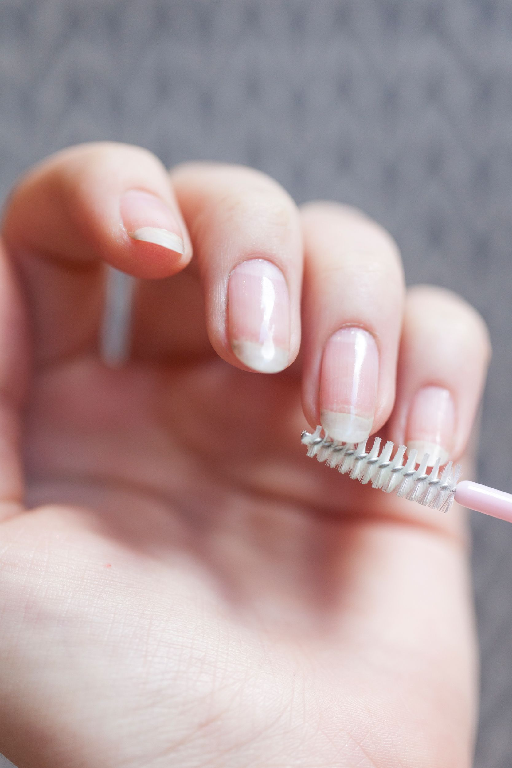 The Easiest Way To Clean Under Your Nails Without Ruining Your Manicure Manicure Nail Care Tips You Nailed It