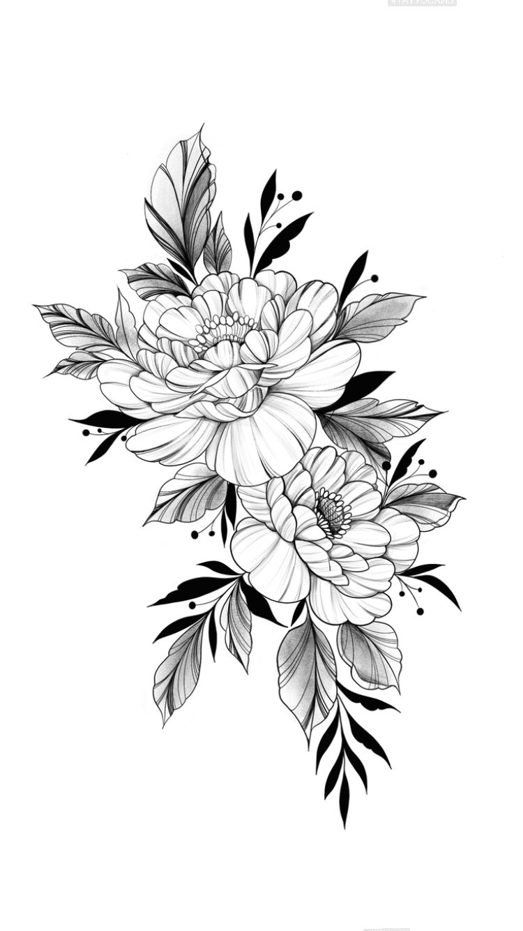 Pin By Anabel Pereyra On Tattoo Floral Tattoo Sleeve Shoulder Tattoos For Women Tattoos
