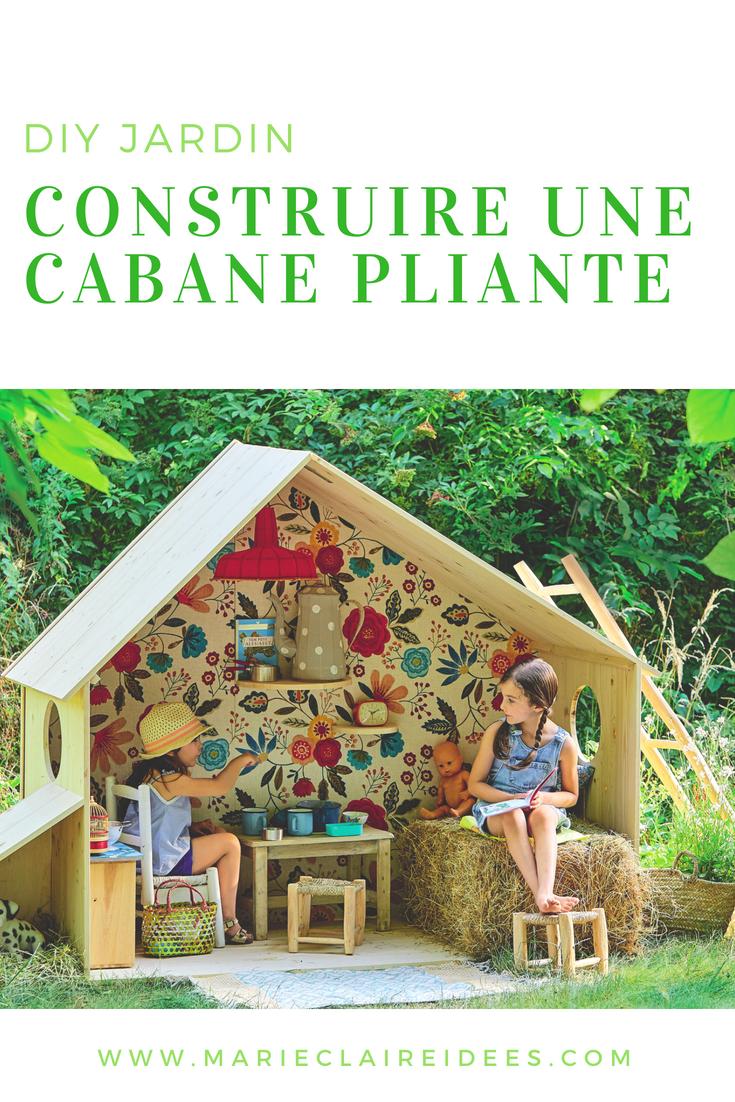 Construire cabane de jardin pour enfant enfants kids jardin pour enfants cabane jardin - Construire cabane jardin ...