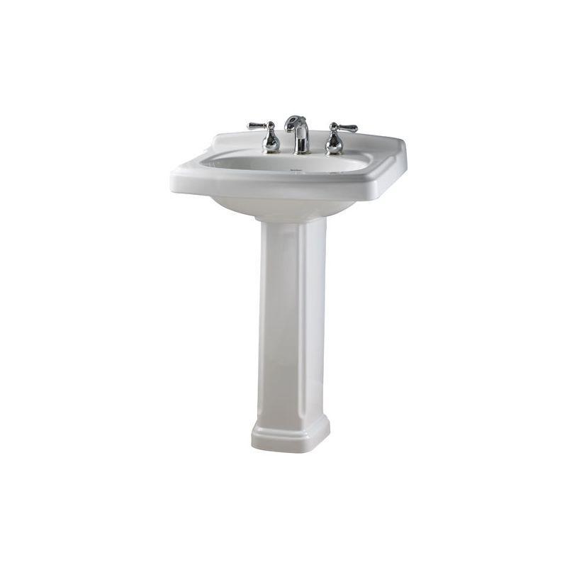 American Standard 0555 001 Pedestal Sink Sink American Standard