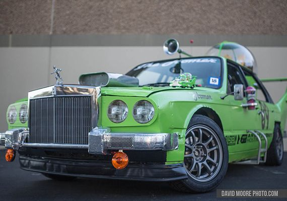 Homer Car: Unique, Strange & Cool Rides