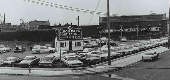 Car Dealerships In Delaware >> Union Park Pontiac Inc Dealership Wilmington Delaware