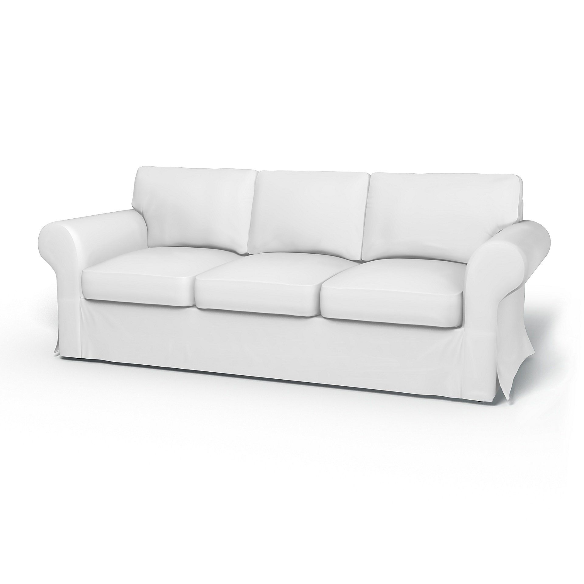 Bezug Fur 3er Sofa Ektorp Bemz In 2020 Ikea Couch Ikea Ektorp 3 Seater Sofa Bed