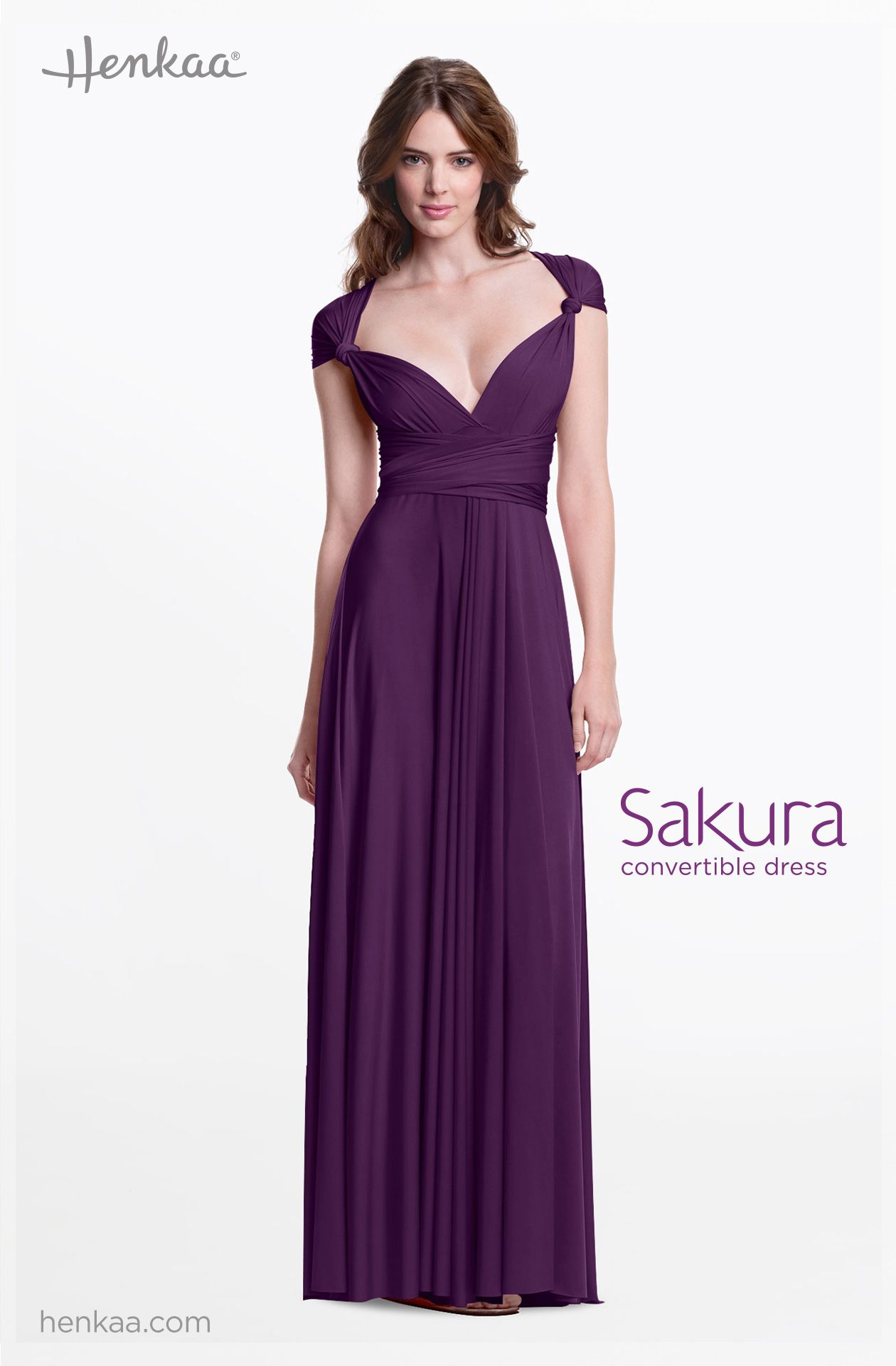 Learn to Style the Sakura Maxi Convertible Dress in the Charlotte ...