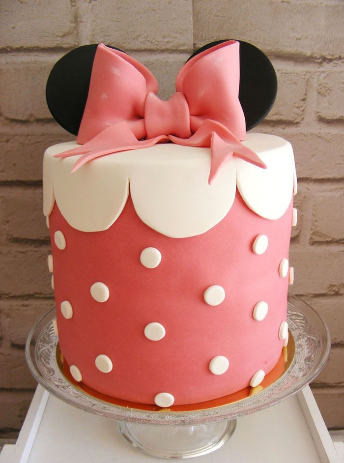Maria Minnie Mouse Birthday Party