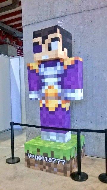 Skin De Vegetta En In Game Experience Visit Now For D Dragon Ball - Skin para minecraft pe de dragon ball z
