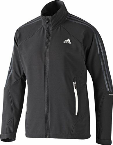 Adidas OUTDOOR - Terrex Swift Softshell Jacket - Men's - Black - Large. From #adidas. List Price: $124.95. Price: $74.97