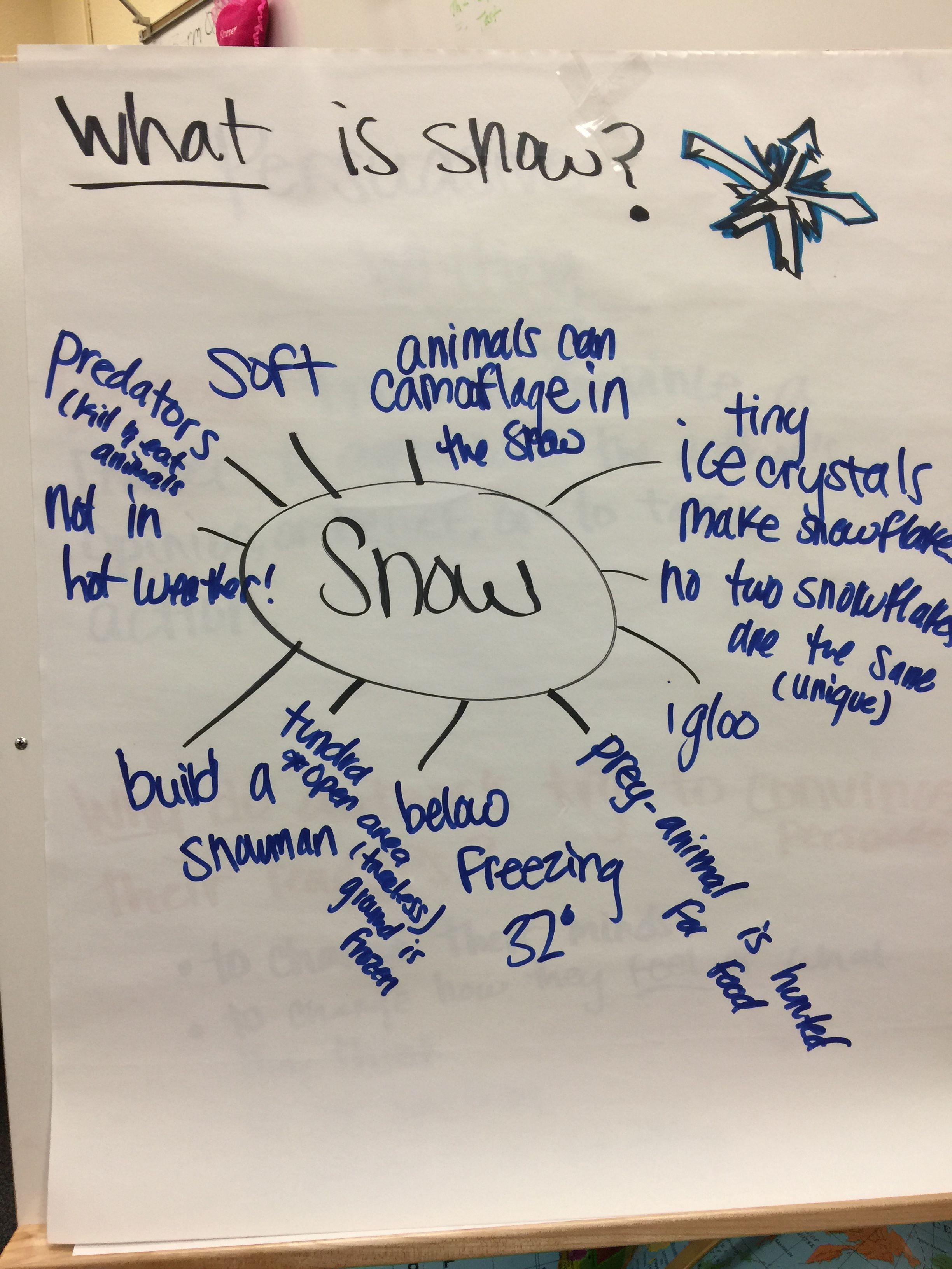 What Is Snow Anchor Chart