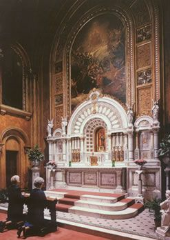 Adoration started by Franciscan Nuns 140 Years ago