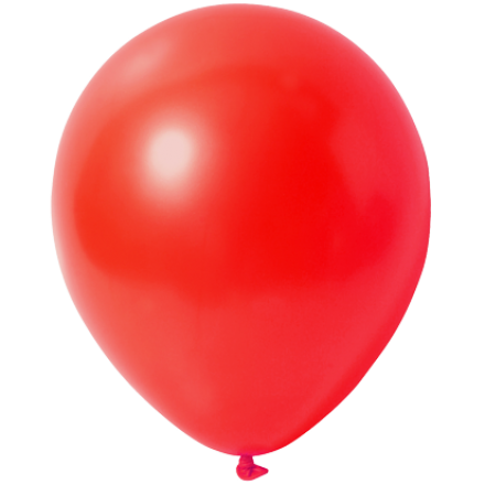 Luftballons Rot Metallic (Glänzend) Ø 30 cm in 2020
