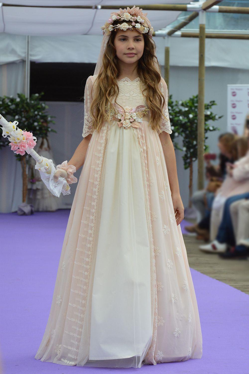 Vestidos de primera comunion para niрів±os 2019