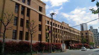 麻布郵便局 (旧逓信省貯金局)   ...