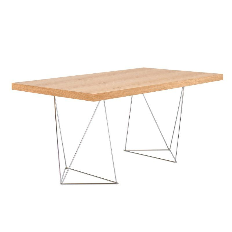 Durkee dining table in 2018 rental house rea gourmet for Mobilia furniture hire