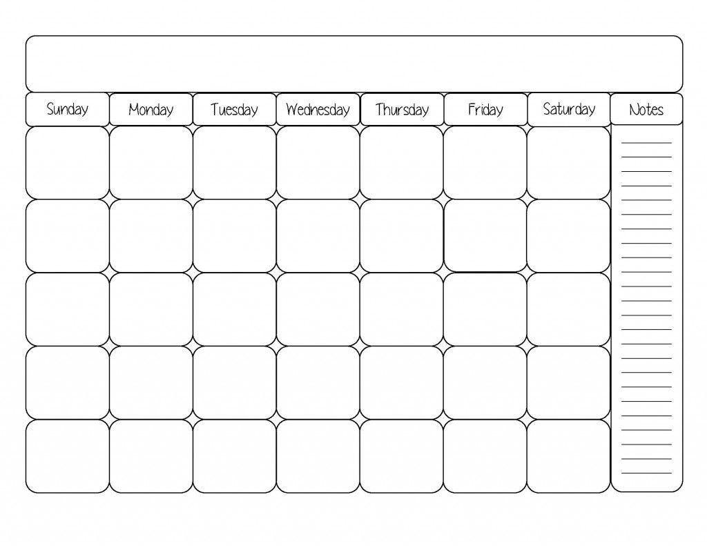 Blank Vector Calendar Template : Calendar clip art black and white pinterest