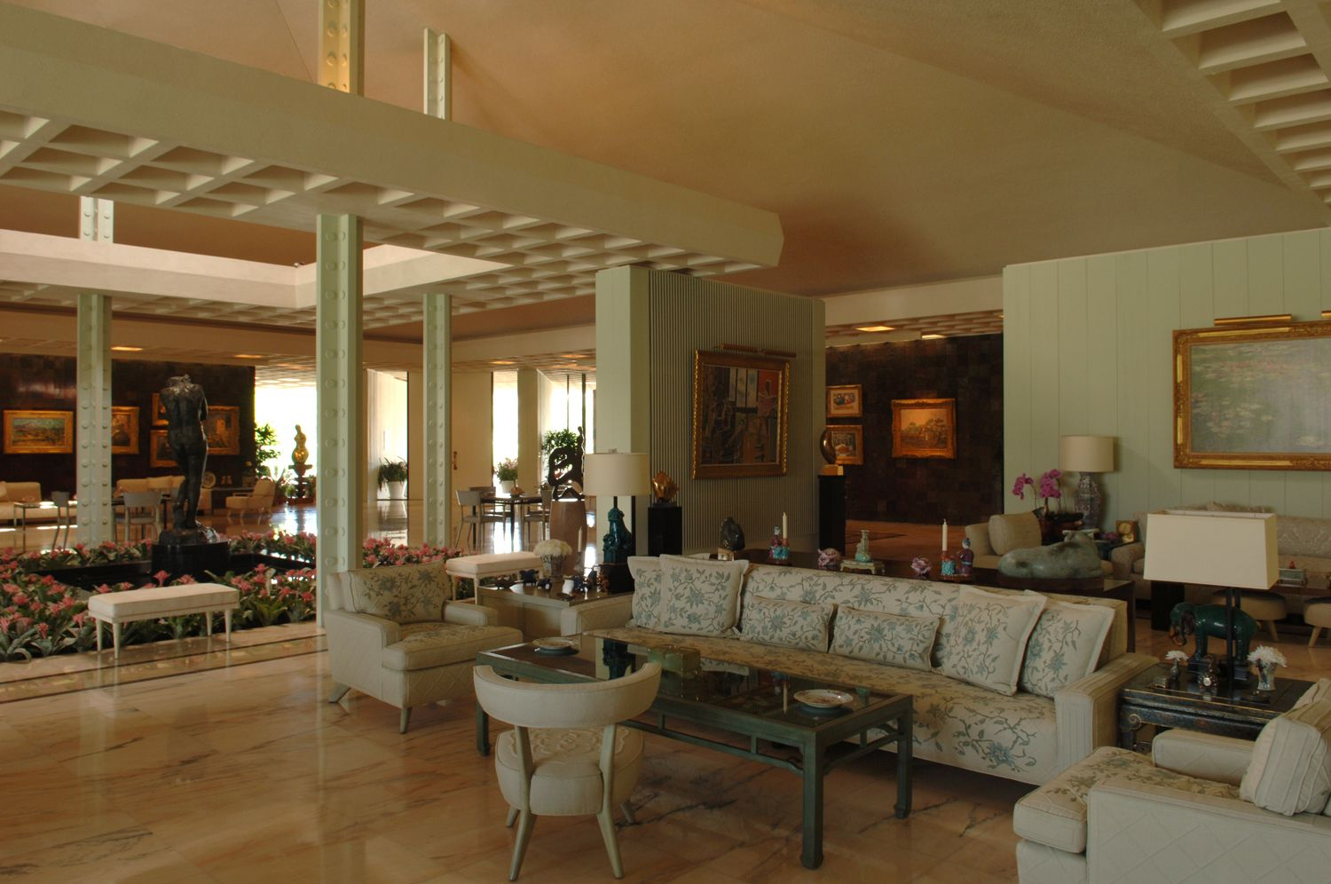 sunnylands interiors - Google Search