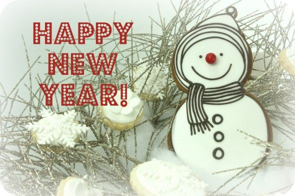 Image result for happy new year snowman