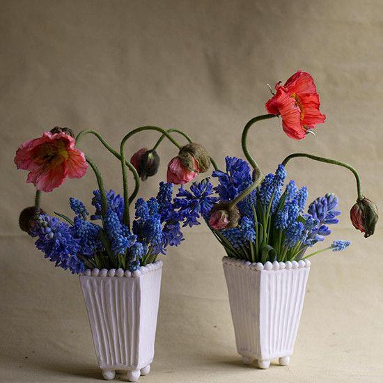 Trapezoid Vase A (Left)