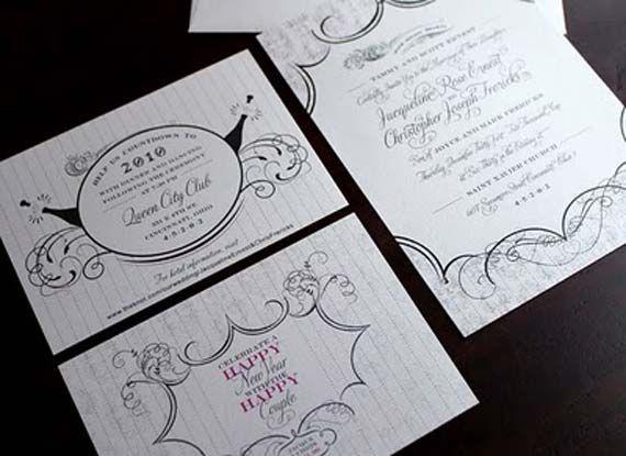 new years wedding ideas New Year Wedding Invitations Ideas Best - best of invitation letter wedding