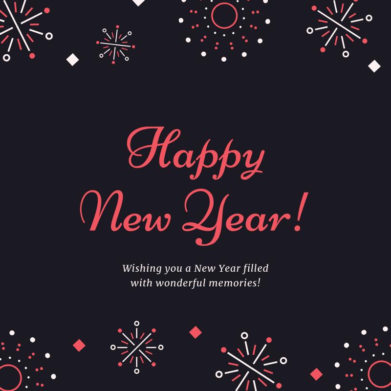Happy New Year 2019 Happy new year wishes, New year