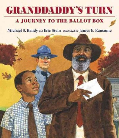 A tale based on the true story of a family's struggle for voting rights in the Civil Rights-era South follows a young boy's witness to a day when his proud, hardworking grandfather dresses in his best suit and goes to town so that he can vote for the first time.