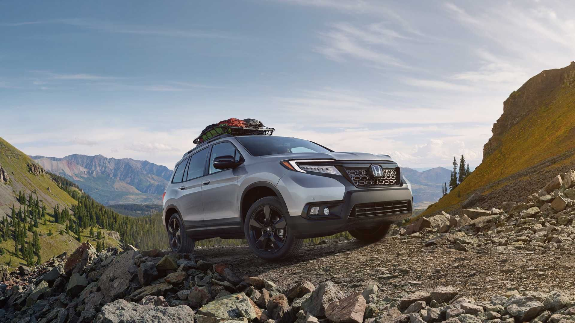 The allnew Honda Passport arrives 16 years after the