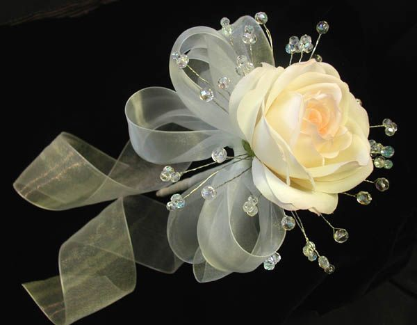 images of single flower wedding bouquet | single-rose-bouquet-for ...