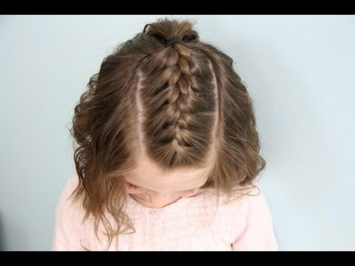 Back post simple cute braided hairstyles for short hair medium