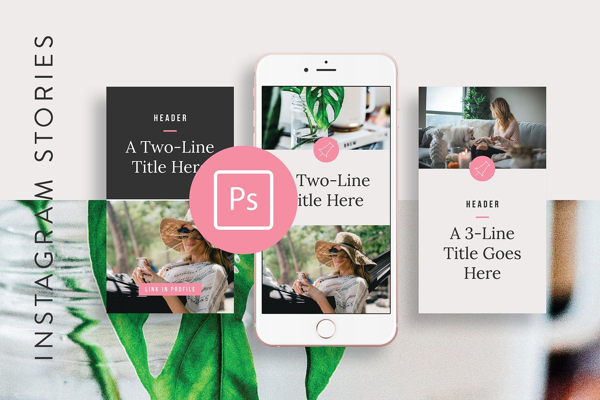 Instagram Stories Templates Adobe #understanding#basic