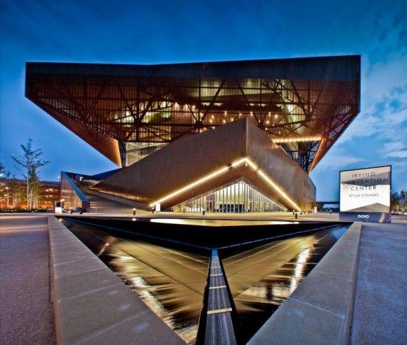 Home Design Center Missouri City Tx: Irving Convention Center At Las Colinas Texas, USA