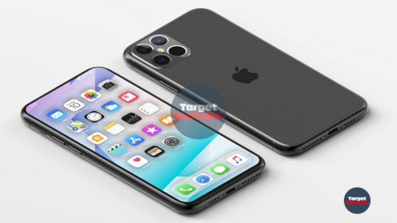 Apple Iphone 13 Pro Max 2021 With New Camera Features Iphone Apple Iphone Future Iphone