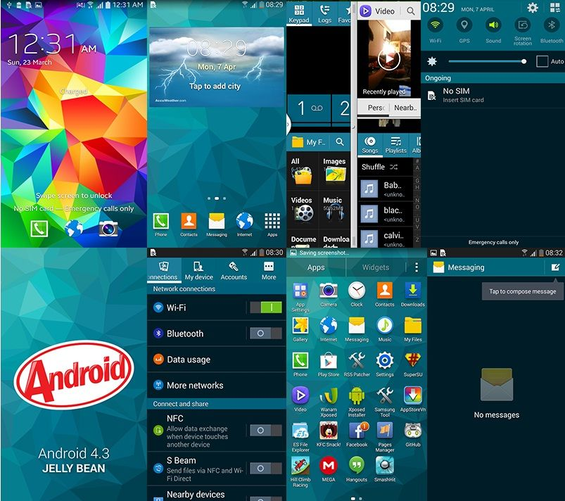 Galaxy S3 I9300 Updated To Android 4 4 2 Kitkat With Revolutionary
