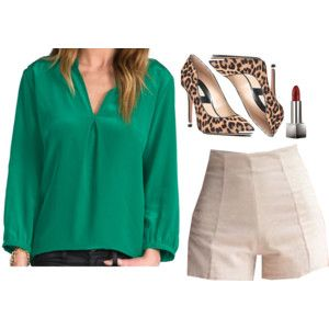 Holland Roden Inspired Outfit