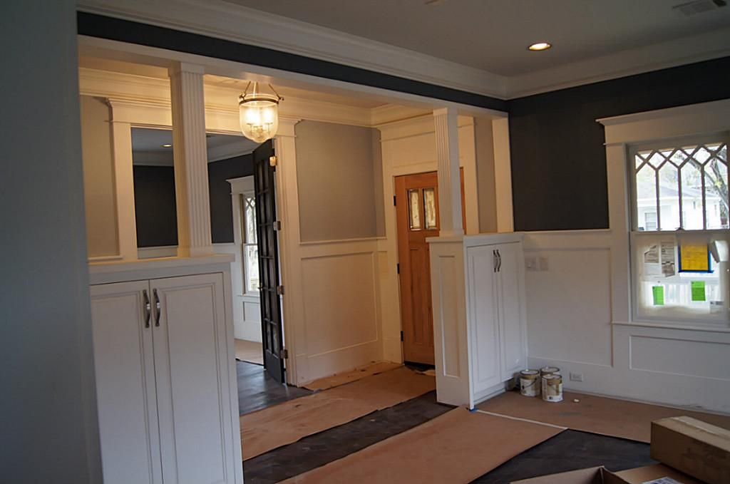 Entry way possibility