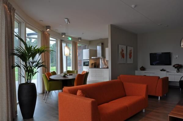 Health care, Hospice Enter Rijssen Wierden, Netherlands, Jorissen Simonetti architecten