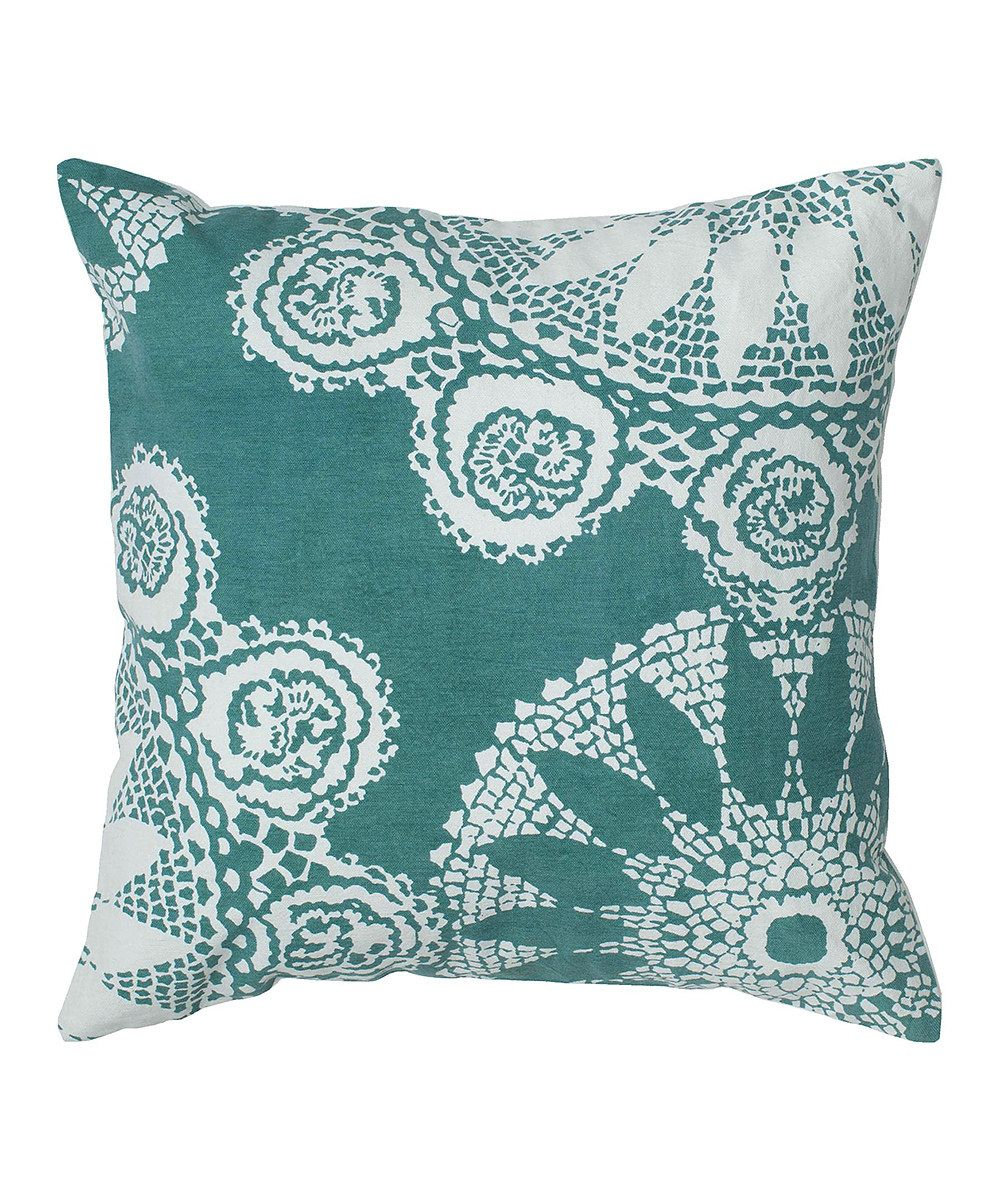 Look at this Rizzy Home Deanna Throw Pillow on #zulily today!
