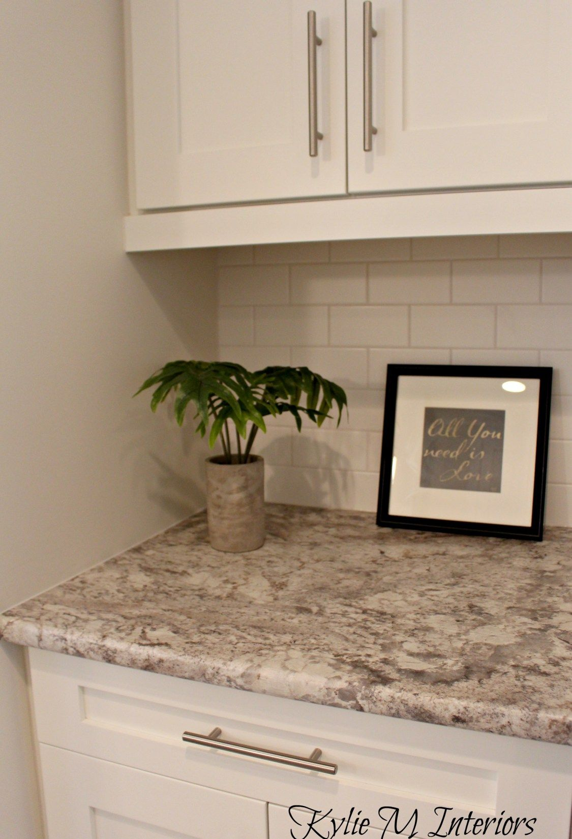 countertop how and to diy spaces repair white rooms laminate kitchen after refinish countertops
