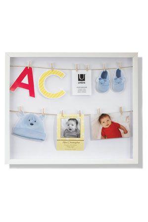 Umbra - Umbra Clothesline Frame $69.95 MYER | Displaying Your Photos ...