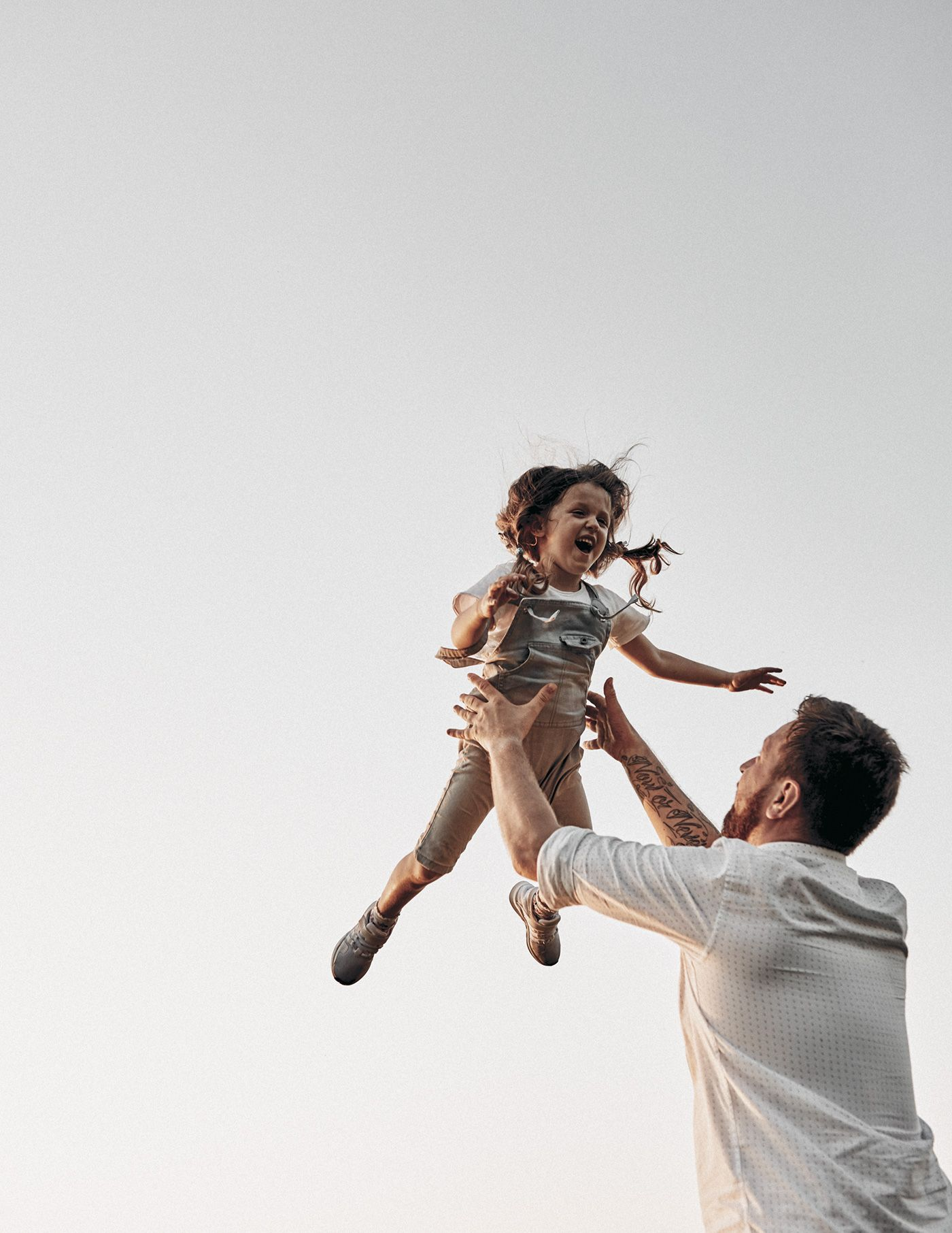 Father and Daughter family story  by isnovikov  dad, fathers day #father
