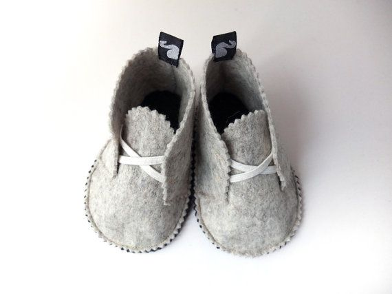 6668de2b78bb8 Children house shoes wool felt children clothing by svantjeshop ...