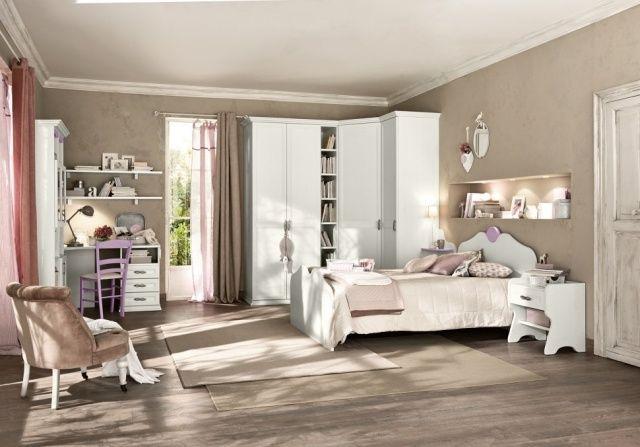 Ameublement chambre ado en 95 idées pour filles et garçons! | Room ...