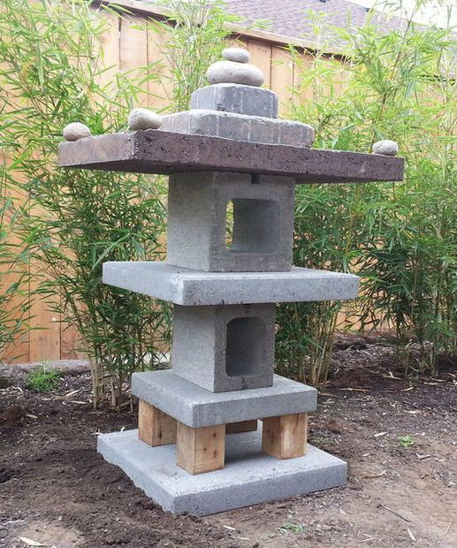 Easy garden pagoda creativity is awesome pinterest for Acheter jardin zen