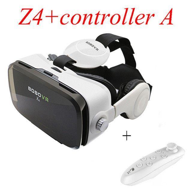 4b0f510a4822 Virtual Reality goggles 3D Glasses Original bobovr Z4  bobo vr Z4 Mini  google cardboard VR Box 2.0 For 4.0  -6.0   smartphone