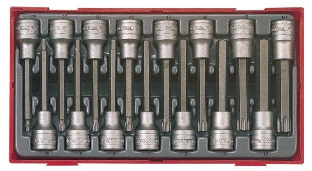 "Teng Outils 1//4 /""tx socket TX10 tx15 TX20 tx25 tx30"