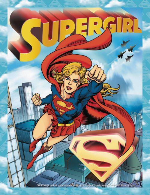 AASPRGRL001   Supergirl, Supergirl dc, Sonic boom