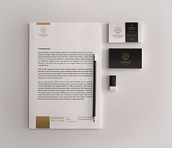 Law Firm Letterhead Templates  Free Sample Example Format