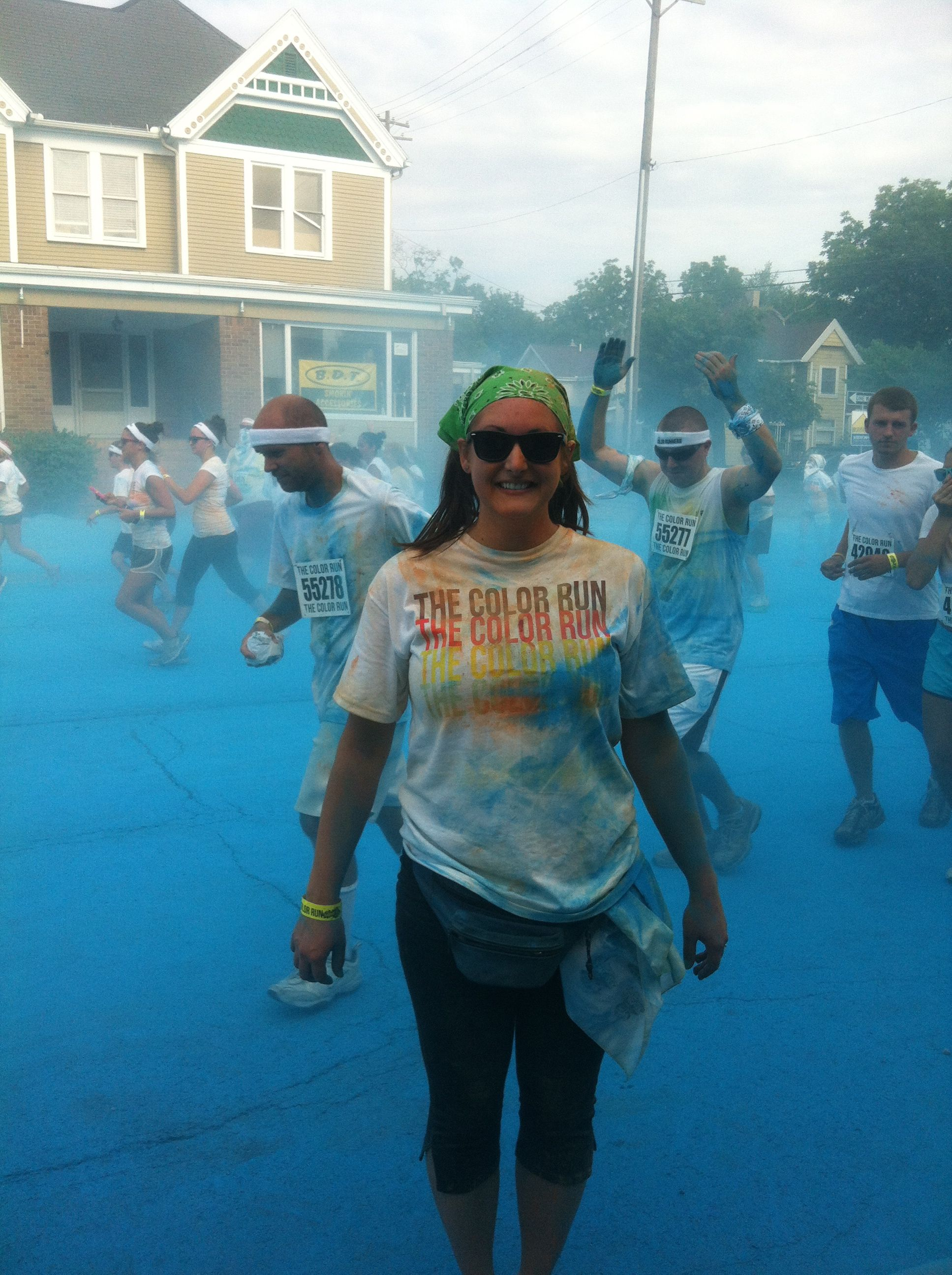 The Color Run - Michigan