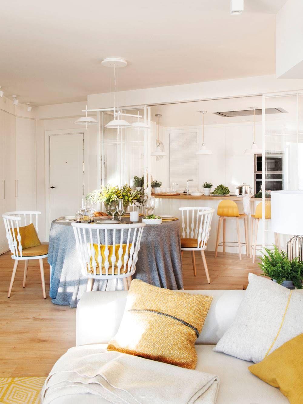 Quieres abrir la cocina al salón? | decoración | Pinterest | Muebles ...