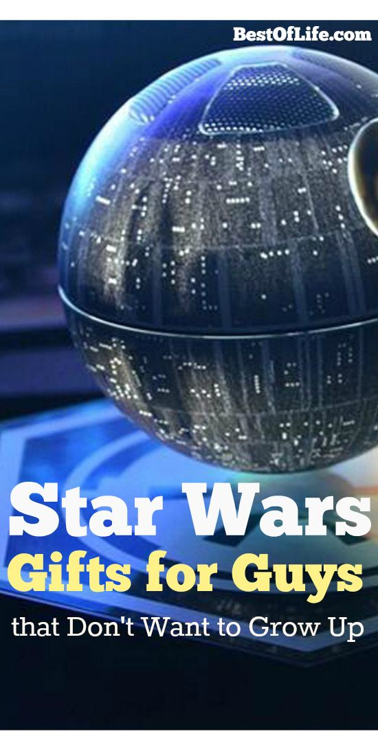 From A Toddler To Older Guys Like Me We All Welcome These Best Star Wars Gifts Into Our Lives